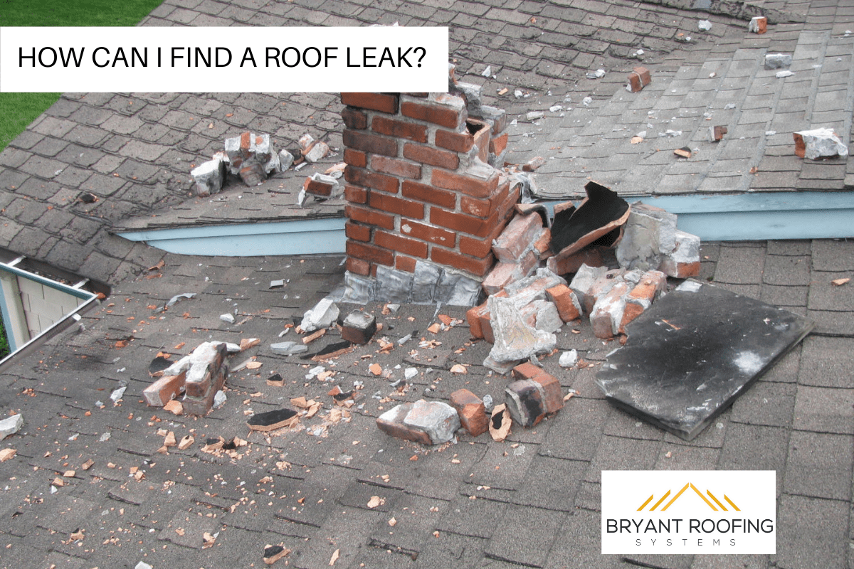 Have an Expert Look for the Potential Roof Leak