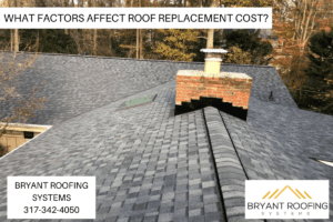 WHAT FACTORS AFFECT ROOF REPLACEMENT COST_