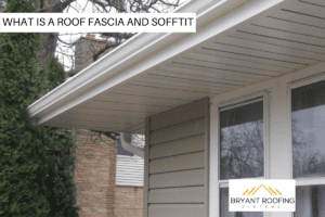 WHAT IS A ROOF FASCIA AND SOFFTIT