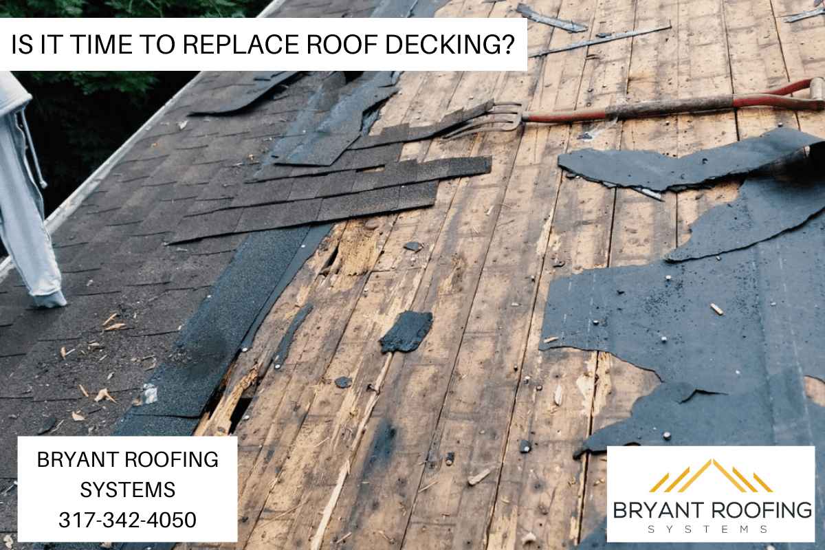Ways to Protect Roof Decking