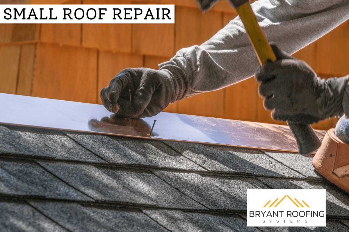 Full Roof Replacement Is Needed