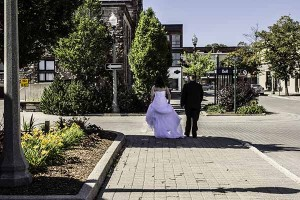 Niagara Falls Wedding Photography