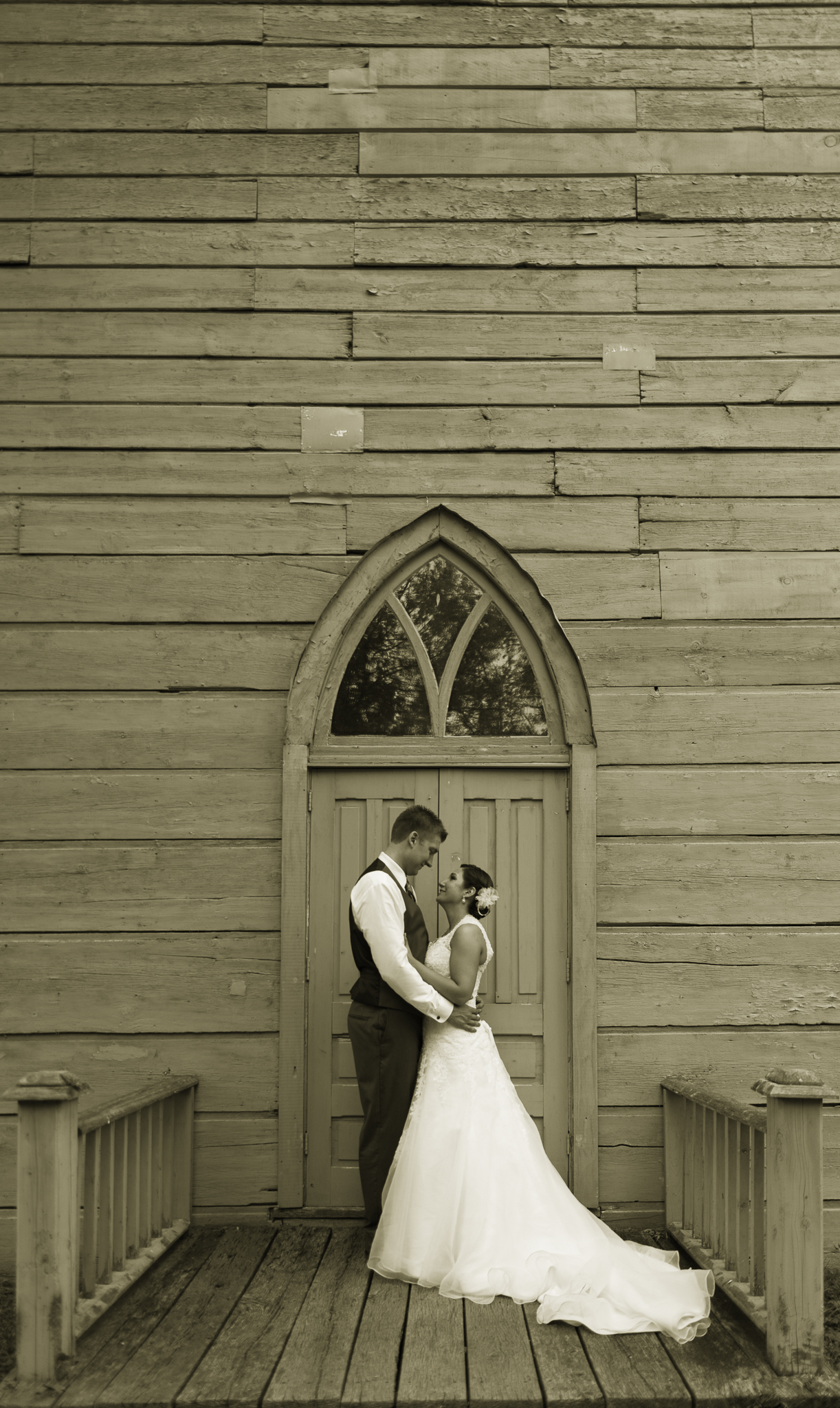 Fanshawe Pioneer Village Wedding Photos