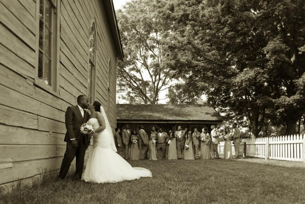 Fanshawe Pioneer Village Wedding