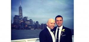 Eric wedding