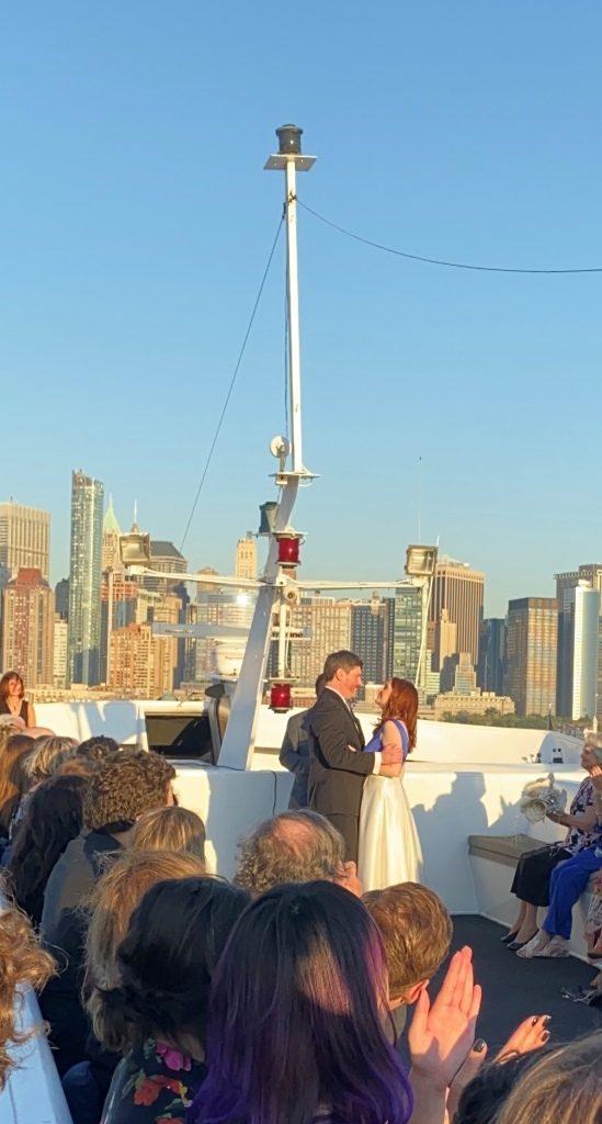 Spotlight on Wedding Couple – Olivia & Joe