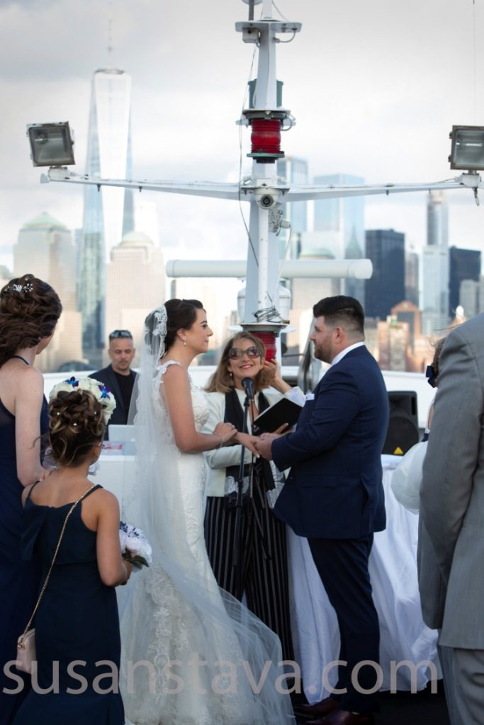 Officiating Weddings as a Nautical Priestess