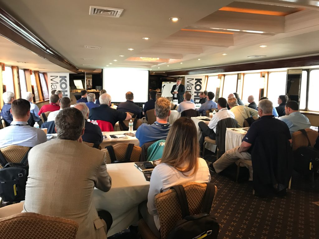 3 Great Reasons to Host a Corporate Meeting on a Yacht in NYC or NJ – Dockside/Cruise