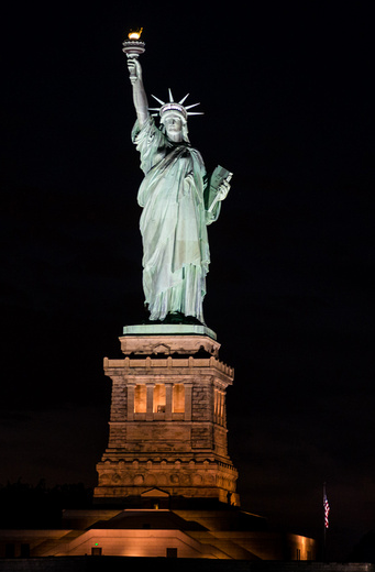 Five Interesting Facts About the Statue of Liberty