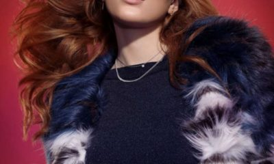 bella thorne in kode magazine