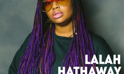 Lalah Hathaway Rolling Out