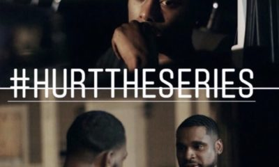 hurt the series signal 23 television poster
