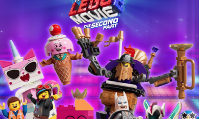 the lego movie 2 the catchy song