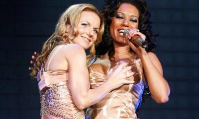 mel b and ginger halliwell horner spice girls had sex