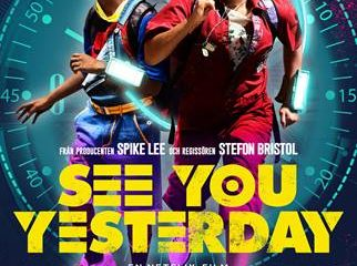 netflix see you yesterday movie poster