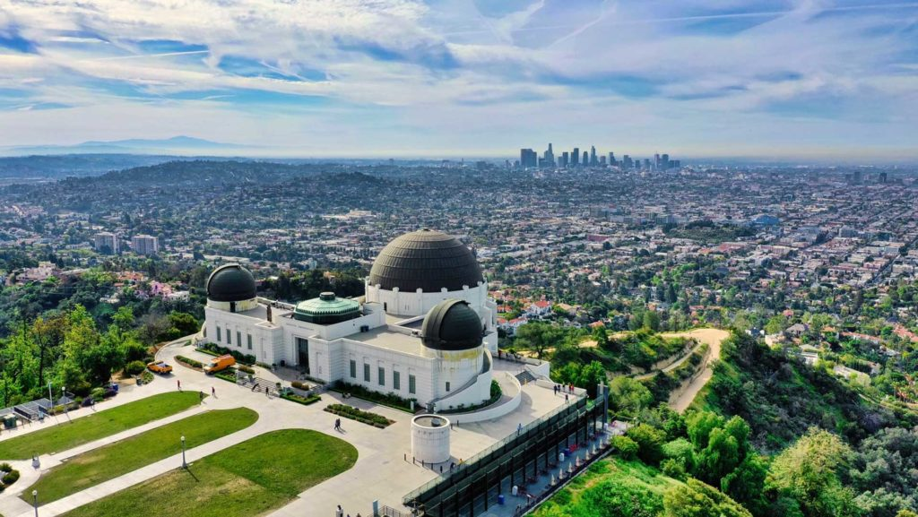 griffith observatory gay proposal places