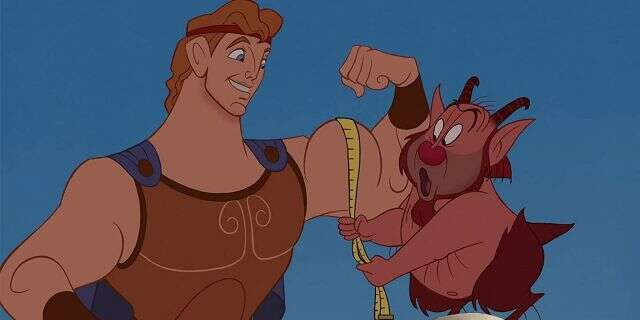 disney hercules live action