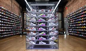 foot locker booming sales