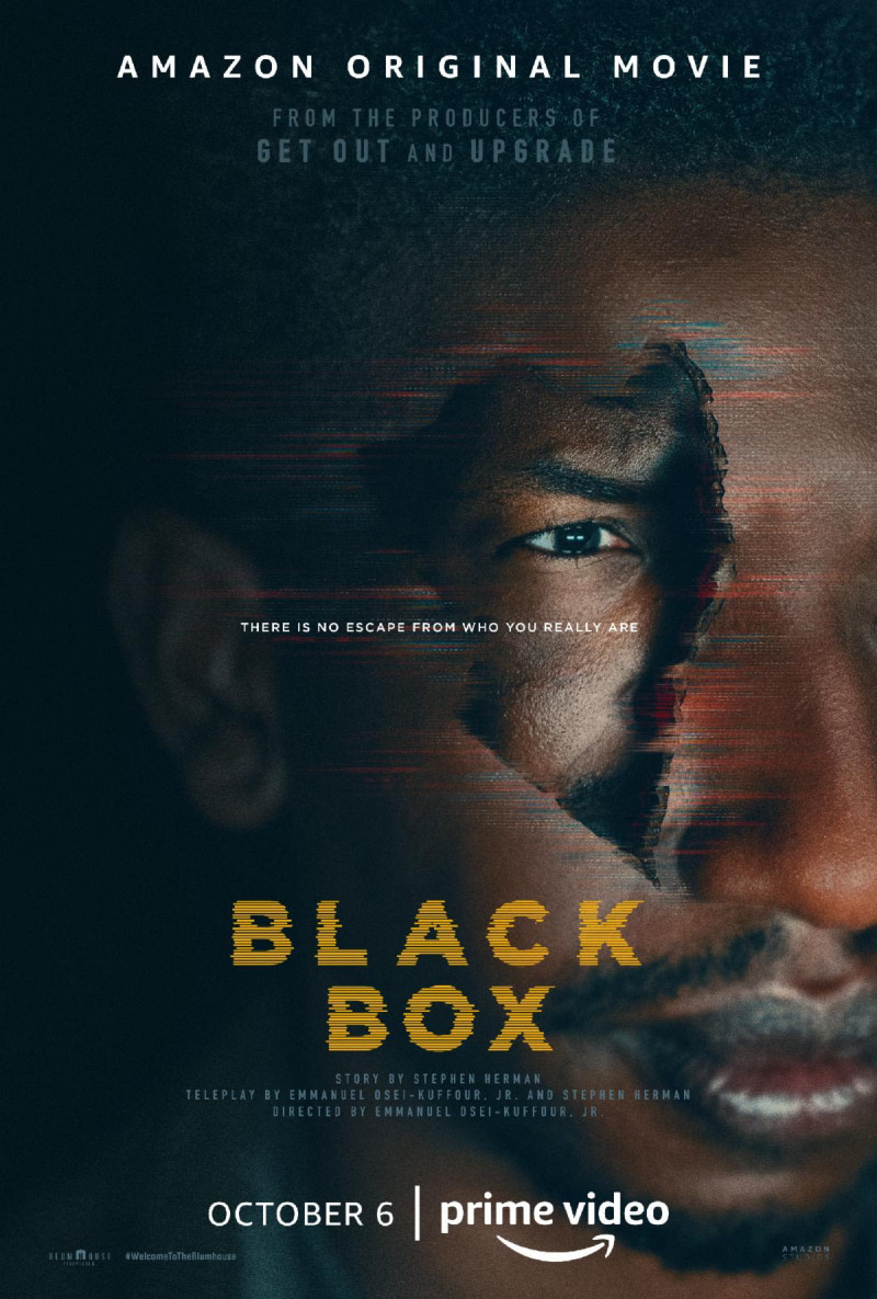 Blackbox movie poster 2020