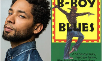 jussie smollett b-boy blues