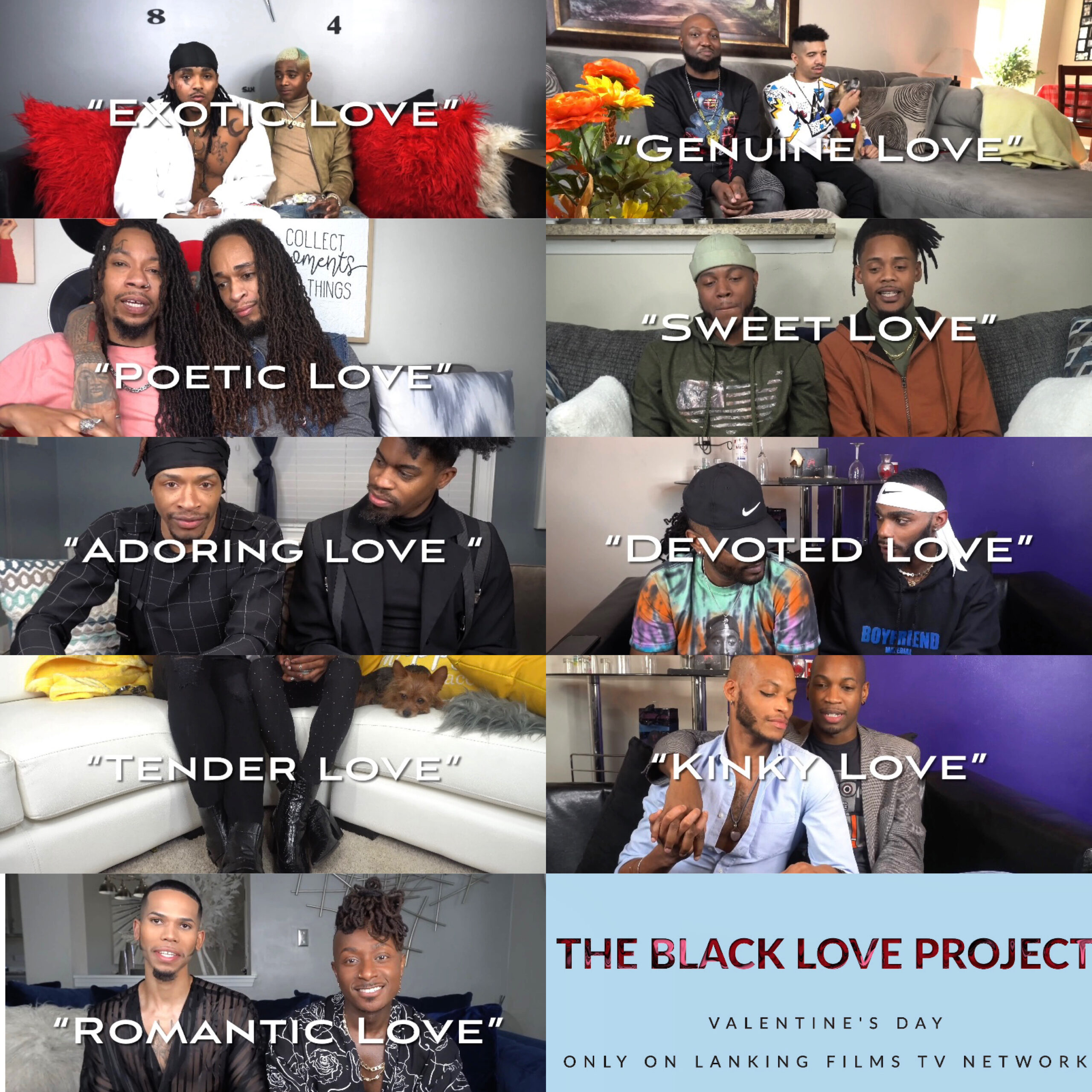 the black love project movie poster