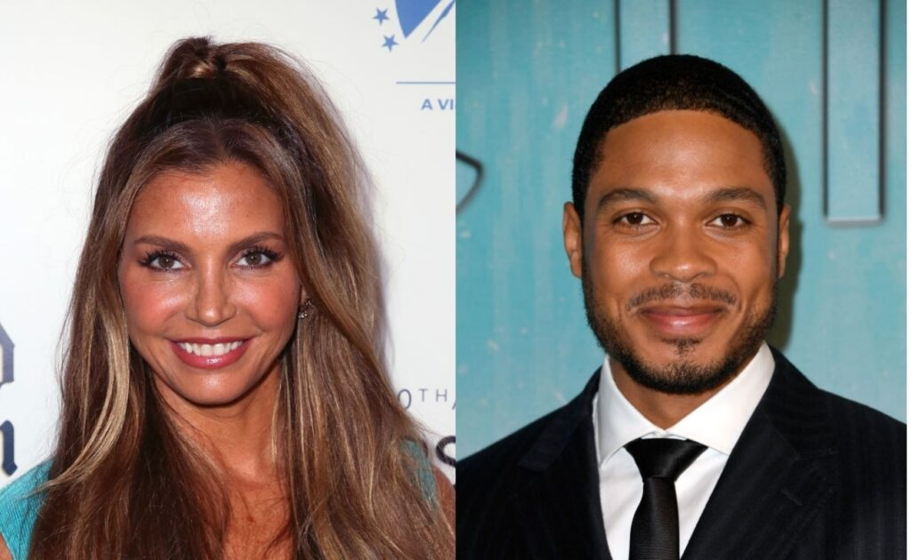 charisma carpenter and ray fisher