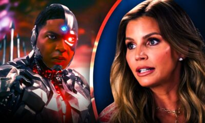charisma carpenter and ray fisher cyborg