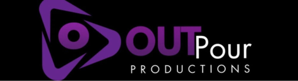 outpour productions logo antar bush homophobic slur