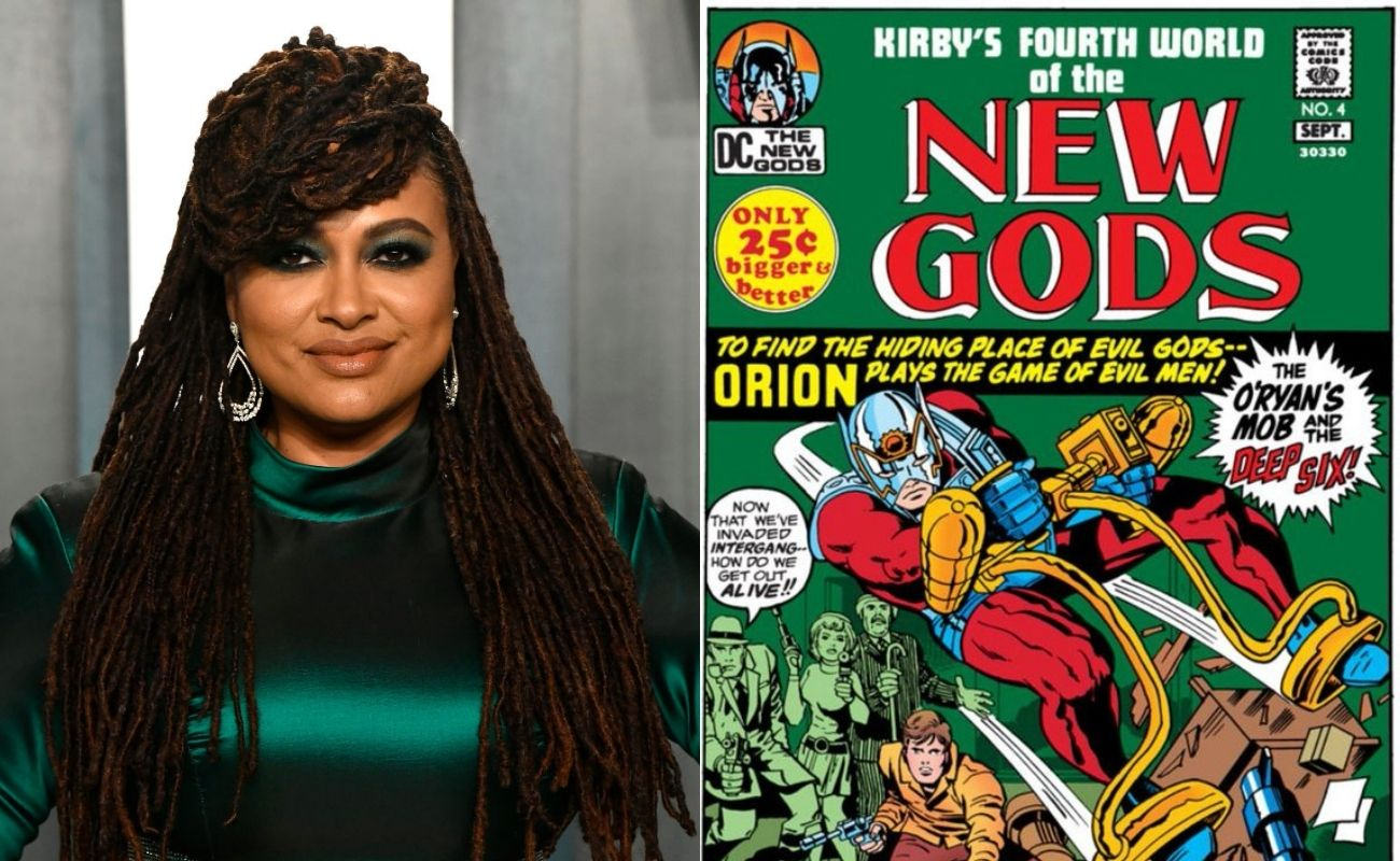 ava duvernay new gods movie the trench canceled