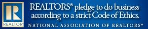 Realtor Pledge banner