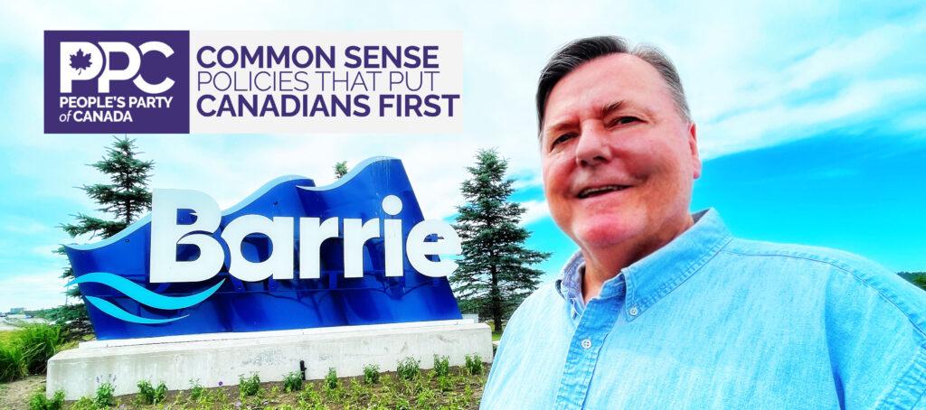 Chris Webb for Barrie Springwater Oro-Medonte