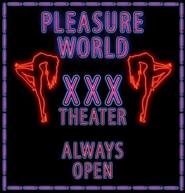 Pleasure World Neon