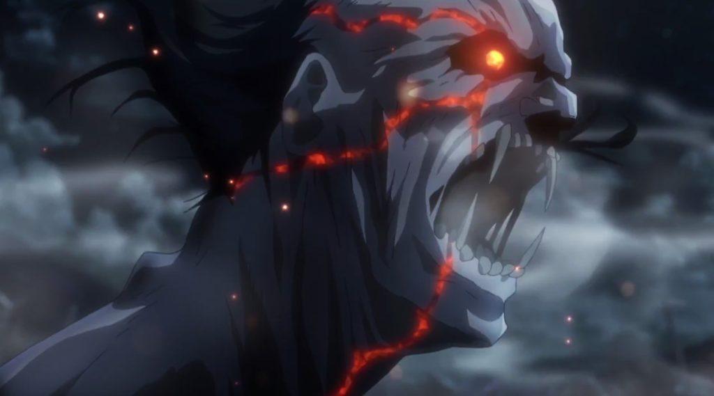 anime zombies
