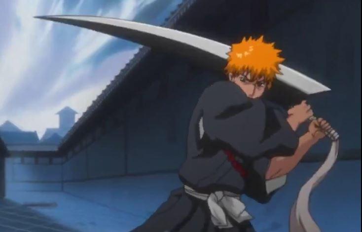 bleach sword