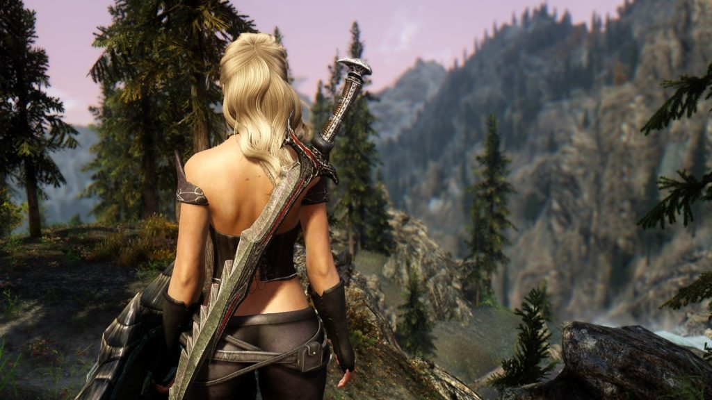 The Elder Scrolls V: Skyrim graphics