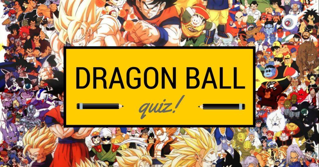 DRAGON BALL QUIZ