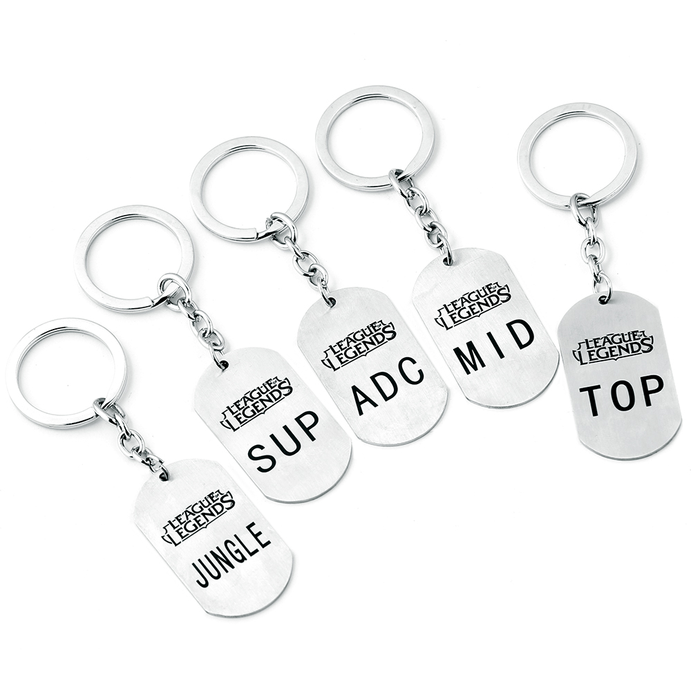 League of Legends Keychain