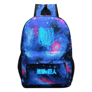 attack on titan backpack