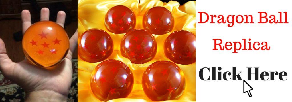 dragon ball replica