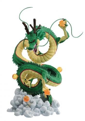 Shenron statue