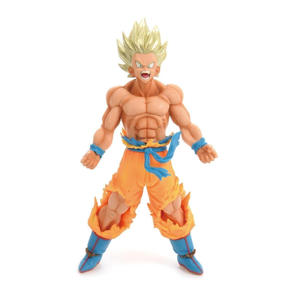 Son Goku shouting Action Figure