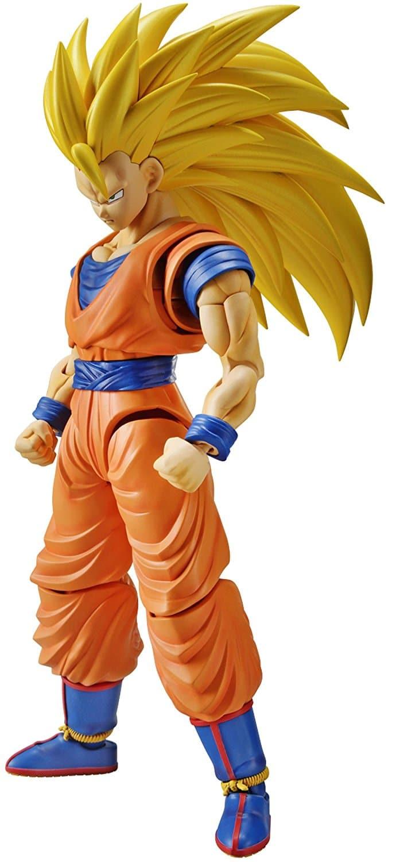 Super Saiyan 3 Son Goku building kit figure