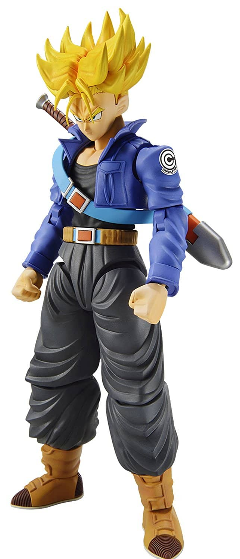 Super Saiyan Trunks model kit