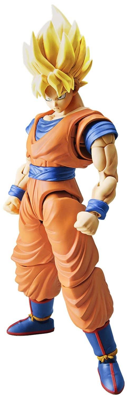 classic Super Saiyan Son Goku building kit