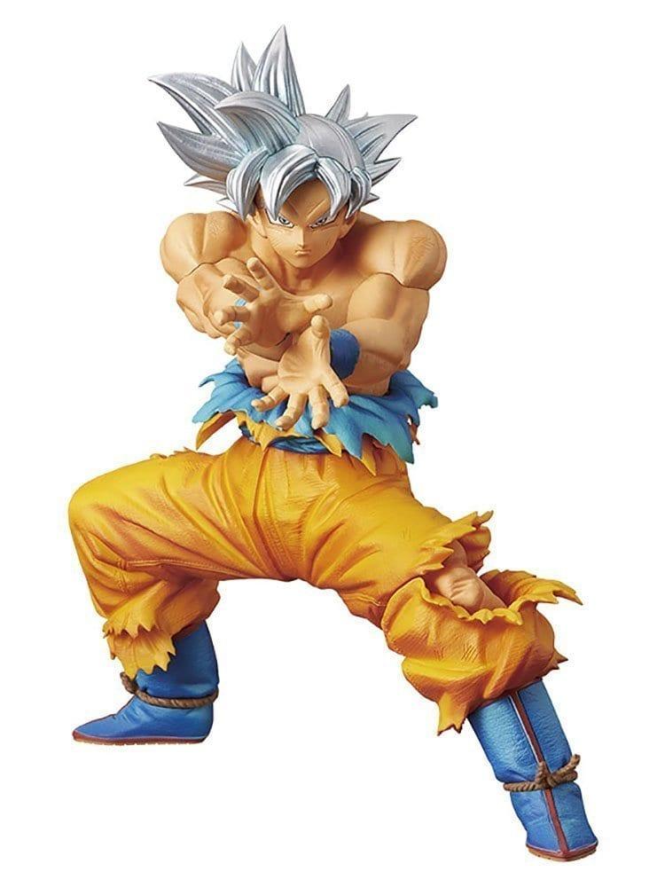 goku mastered ultra instinct statue