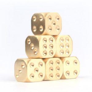 premium gaming dice