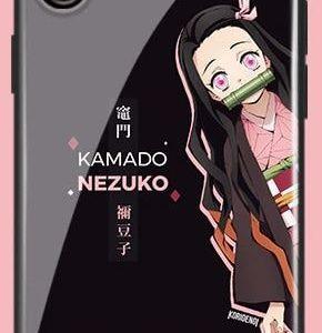 nezuko iphone case