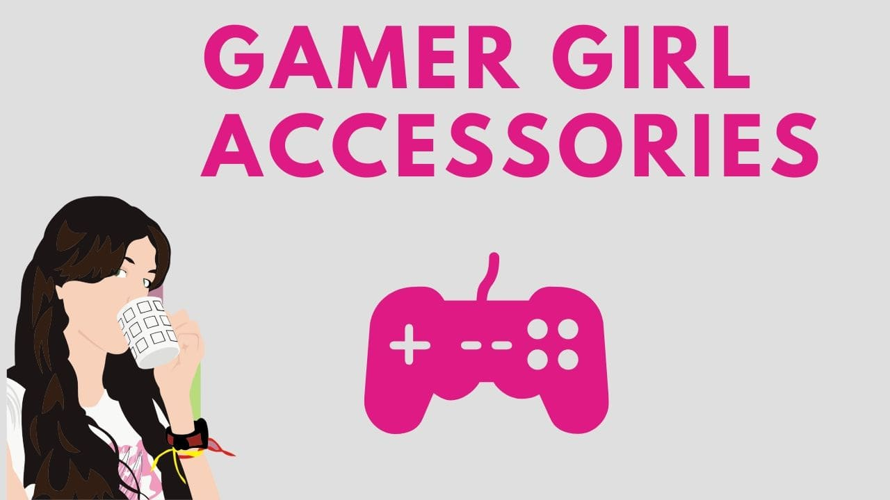 Girl Gaming Accessories