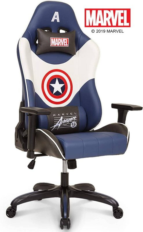 Captain America gaming chair