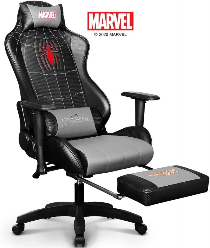 Spiderman gaming chair